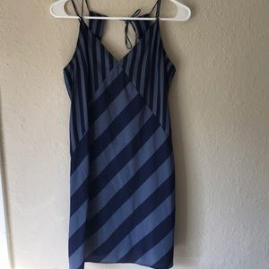 Abercrombie slip dress mini